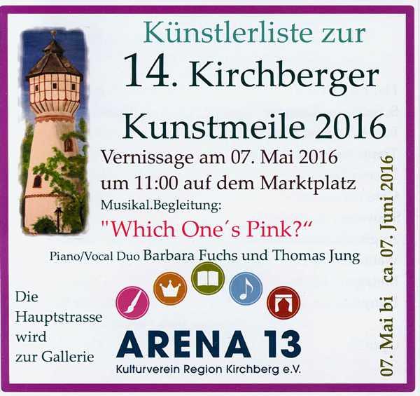 14. Kirchberger Kunstmeile