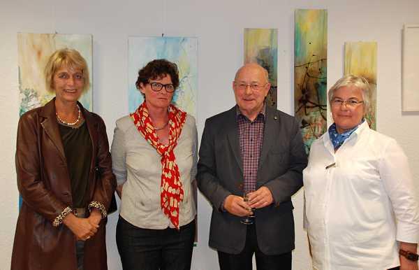 Ausstellung Volksbank Simmern