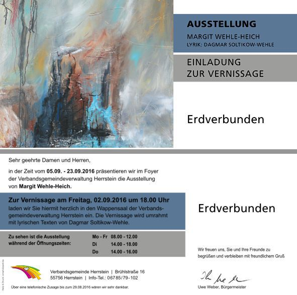 Vernissage Wehle-Heich