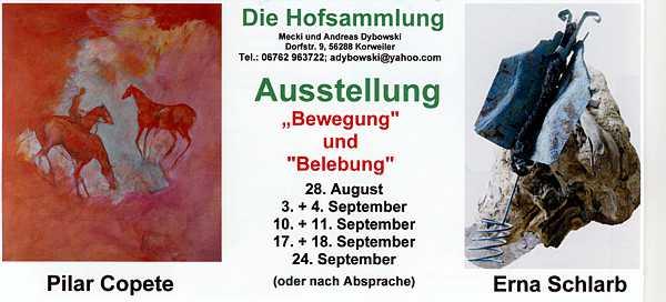 Ausstellung Schlarb
