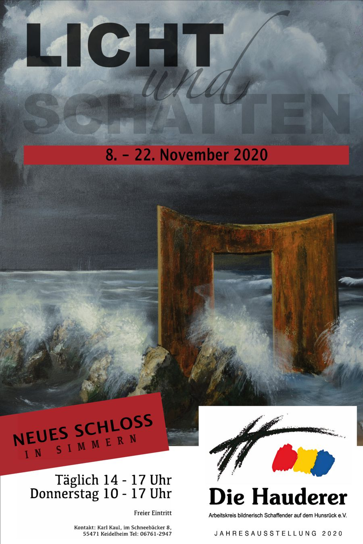 Hauderer Jahresausstellung 2020